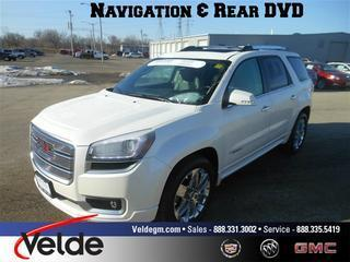 2013 GMC Acadia SUV for sale in Pekin for $41,887 with 23,718 miles.
