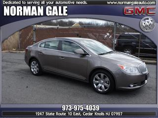 2010 Buick LaCrosse Sedan for sale in Cedar Knolls for $18,795 with 26,012 miles.