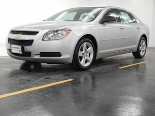 Used 2010 Chevrolet Malibu - Willard OH