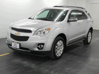 Used 2011 Chevrolet Equinox - Willard OH