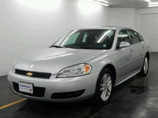 Used 2012 Chevrolet Impala - Willard OH