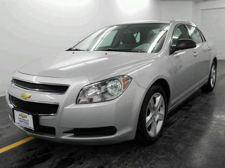 Used 2011 Chevrolet Malibu - Willard OH