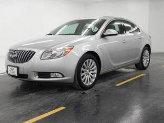 Used 2011 Buick Regal - Willard OH
