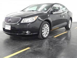 Used 2013 Buick LaCrosse - Willard OH