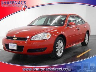 Used 2013 Chevrolet Impala - Willard OH