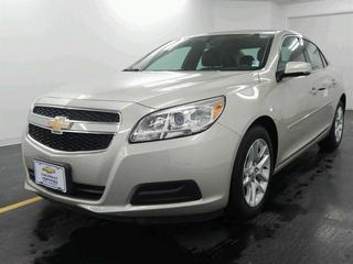 Used 2013 Chevrolet Malibu - Willard OH