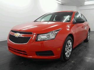 Used 2014 Chevrolet Cruze - Willard OH