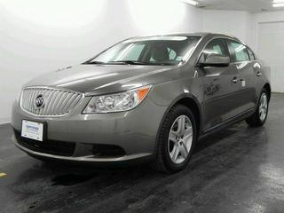 Used 2011 Buick LaCrosse - Willard OH