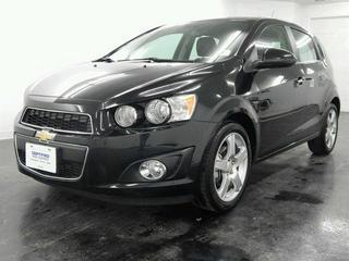 Used 2013 Chevrolet Sonic - Willard OH