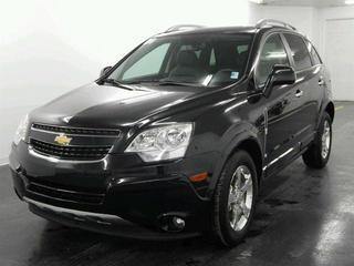 Used 2013 Chevrolet Captiva Sport - Willard OH