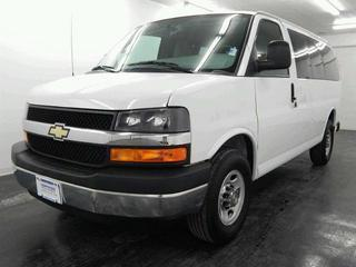 Used 2013 Chevrolet Express 3500 - Willard OH