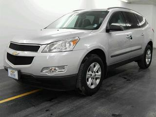Used 2011 Chevrolet Traverse - Willard OH