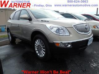 2011 Buick Enclave SUV for sale in Findlay for $29,852 with 35,308 miles.