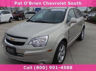 2014 Chevrolet Captiva Sport SUV for sale in Medina for $19,000 with 16,713 miles.