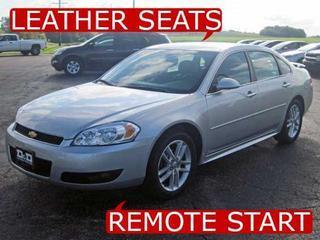 2013 Chevrolet Impala Sedan for sale in Kewanee for $17,243 with 33,367 miles.