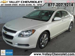 2011 Chevrolet Malibu Sedan for sale in Wilkes Barre for $15,450 with 46,682 miles.