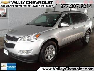 2011 Chevrolet Traverse SUV for sale in Wilkes Barre for $23,944 with 38,788 miles.