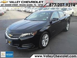 2014 Chevrolet Impala Sedan for sale in Wilkes Barre for $24,999 with 19,002 miles.