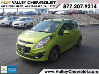 2013 Chevrolet Spark Hatchback for sale in Wilkes Barre for $14,950 with 2,206 miles.
