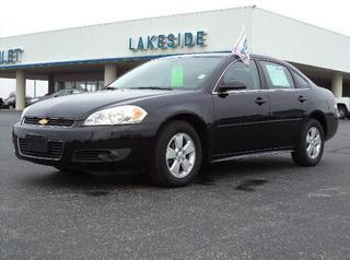 Used 2010 Chevrolet Impala - Warsaw IN
