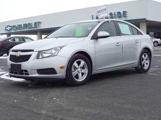 Used 2013 Chevrolet Cruze - Warsaw IN
