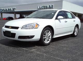 2014 Chevrolet Impala Limited Sedan for sale in Warsaw for $19,990 with 10,149 miles.