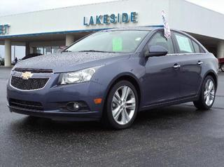 2013 Chevrolet Cruze Sedan for sale in Warsaw for $17,990 with 30,058 miles.