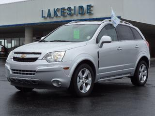 2014 Chevrolet Captiva Sport SUV for sale in Warsaw for $21,990 with 11,673 miles.