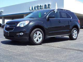 2011 Chevrolet Equinox SUV for sale in Warsaw for $21,990 with 37,867 miles.