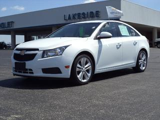 2011 Chevrolet Cruze Sedan for sale in Warsaw for $14,990 with 50,548 miles.