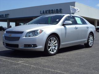 2011 Chevrolet Malibu Sedan for sale in Warsaw for $16,990 with 20,033 miles.