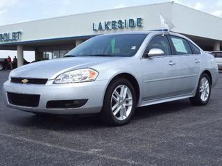 2014 Chevrolet Impala Limited LS Sedan for sale in Warsaw for $20,990 with 10,030 miles.