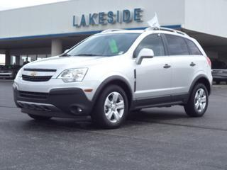 2014 Chevrolet Captiva Sport SUV for sale in Warsaw for $19,990 with 8,347 miles.