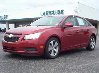 2011 Chevrolet Cruze Sedan for sale in Warsaw for $15,990 with 26,124 miles.