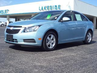 2012 Chevrolet Cruze Sedan for sale in Warsaw for $16,590 with 6,985 miles.