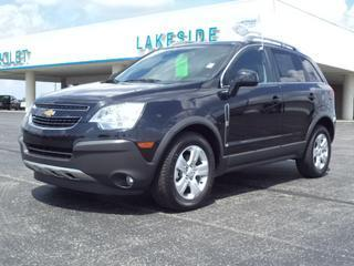 2014 Chevrolet Captiva Sport SUV for sale in Warsaw for $18,990 with 11,397 miles.
