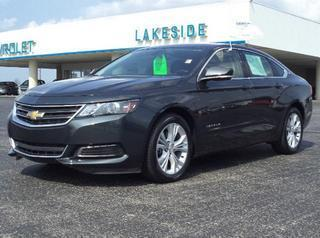 2014 Chevrolet Impala Sedan for sale in Warsaw for $23,990 with 16,495 miles.