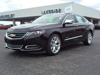 2014 Chevrolet Impala Sedan for sale in Warsaw for $27,990 with 16,883 miles.