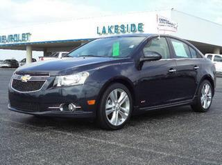 2014 Chevrolet Cruze Sedan for sale in Warsaw for $20,990 with 10,422 miles.