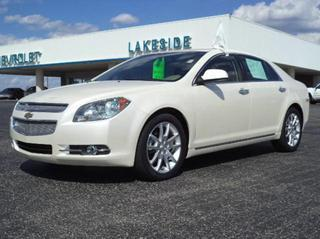 2011 Chevrolet Malibu Sedan for sale in Warsaw for $14,990 with 35,292 miles.