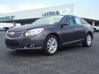2013 Chevrolet Malibu Sedan for sale in Warsaw for $18,990 with 24,982 miles.