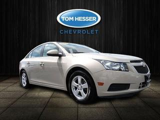 2012 Chevrolet Cruze Sedan for sale in Scranton for $15,350 with 40,519 miles.