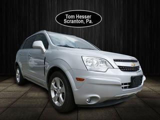 2013 Chevrolet Captiva Sport SUV for sale in Scranton for $23,375 with 13,825 miles.