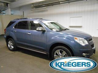 2012 Chevrolet Equinox SUV for sale in Muscatine for $21,875 with 54,917 miles.