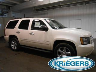 2011 Chevrolet Tahoe SUV for sale in Muscatine for $34,970 with 74,992 miles.