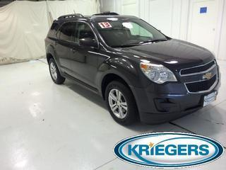 2013 Chevrolet Equinox SUV for sale in Muscatine for $20,870 with 40,138 miles.