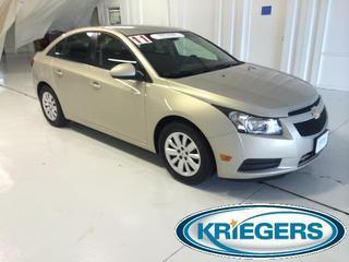 2011 Chevrolet Cruze Sedan for sale in Muscatine for $15,790 with 38,345 miles.