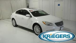 2011 Buick Regal Sedan for sale in Muscatine for $15,750 with 35,948 miles.
