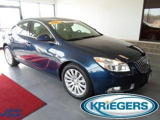 2011 Buick Regal Sedan for sale in Muscatine for $16,650 with 33,729 miles.
