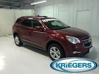 2012 Chevrolet Equinox SUV for sale in Muscatine for $22,890 with 25,120 miles.